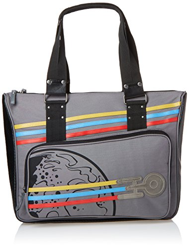 Star Trek Original Series Retro Tech Tasche (Handle Double Tote Long)