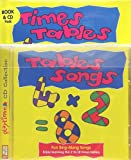 Times Tables (Playtime Book & CD)