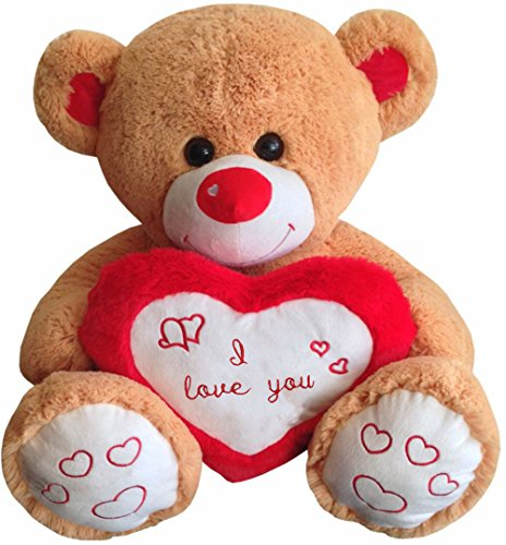 Riesenteddy Felpa Peluche Oso 'I love you'