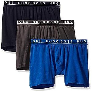 Hugo Boss 3P CO/EL – Ropa Interior – Hombres