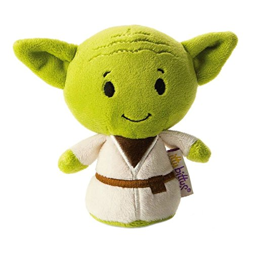 Hallmark Star Wars Yoda Itty Bitty