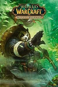 World of Warcraft Pandaria Poster Grand format 61 x 91.5 cm