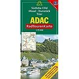 ADAC RadTourenKarte 28 Südliche Eifel, Mosel, Hunsrück, Trier