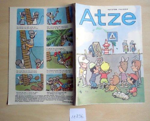 Bestell.Nr. 911896 Atze Heft 9 von 1984
