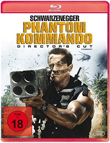 Bild von Phantom Kommando [Blu-ray] [Director's Cut]