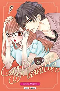 Coffee and Vanilla Edition simple Tome 8