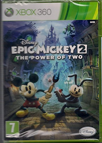 epic mickey 2 - the power of two - xbox 360