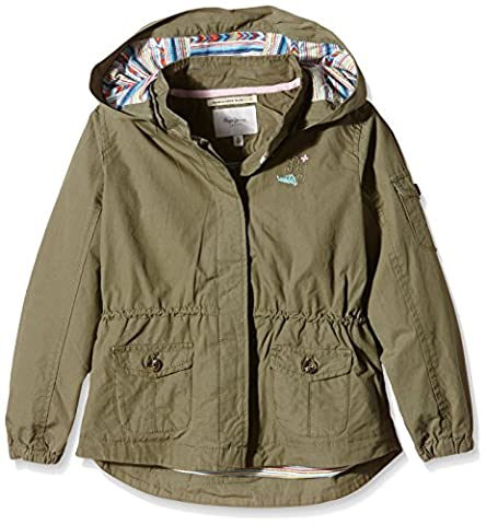 Pepe Jeans Girl's JADE KIDS Plain Coat - green -