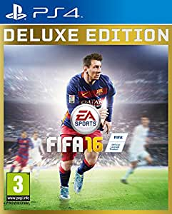 FIFA 16 - Deluxe Edition (PS4)