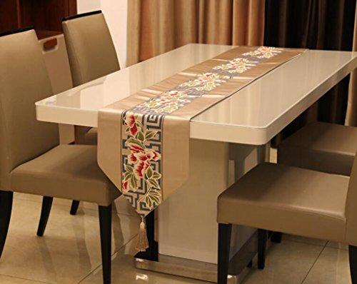 Lozse linen cotton runner da tavola tavoli da pranzo runner decorazione della tavola per - Runner da tavolo ...