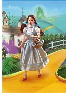 Mattel - Poupée - Barbie Collection Magicien D'Oz - Dorothee