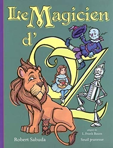Le Magicien d'Oz par Robert Sabuda