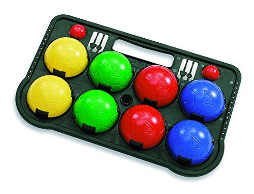 Adriatic pesanti d.90 119 bowling bocce e birilli gioco sportivo sport 608, multicolore, 8002936011909