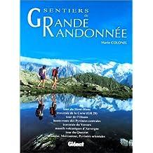 SENTIERS DE GRANDE RANDONNEE