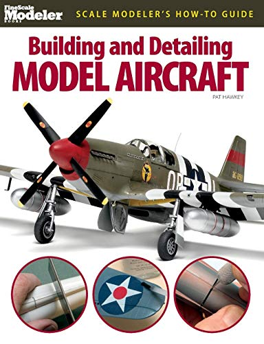 Building and Detailing Model Aircraft (FineScale Modeler Books) por Pat Hawkey