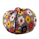 Storagebeanbag, Plüschspielzeugtasche für Kinder, Plüschspielzeug für Kinder, 9