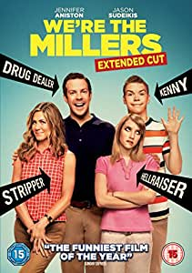 We're The Millers - Extended Cut [DVD] [2013]