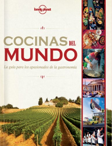 Portada del libro Cocinas del mundo (Viaje y Aventura)
