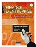finance d entreprise evaluation et gestion