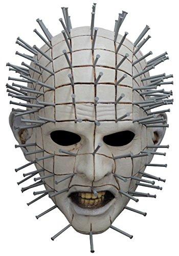 Calaveritas Pinhead Maske aus Hellraiser III