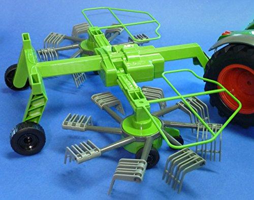 RC Auto kaufen Traktor Bild 4: RC Traktor FENDT 1050 SCHWADER-Anhänger in XL Länge 70cm