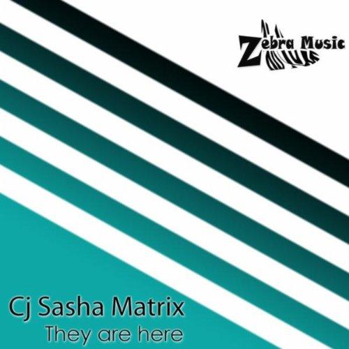 Sasha Zebra (They Are Here)