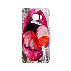G-STAR Designer Printed Back case cover for Samsung Galaxy C7 - G8695