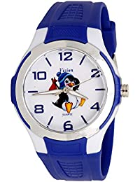 Vizion Analog Multi-Colour Dial (JUNIOR-The Penguin of Madagascar) Cartoon Character Watch for Kids-V-8826-2-1