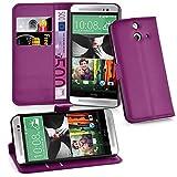 Cadorabo - Book Style Hülle für HTC ONE E8 - Case Cover