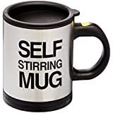 Fun Gadgets Plain lazy - self stiring mug