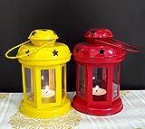 #3: TiedRibbons® Tealight Holder Hanging Lantern(6 Inch X 3.7 Inch)