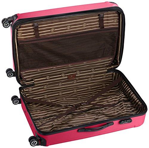 Shaik Trolley Koffer, 80 Liter, Pink -