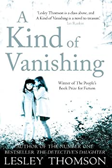 A Kind of Vanishing von [Thomson, Lesley]