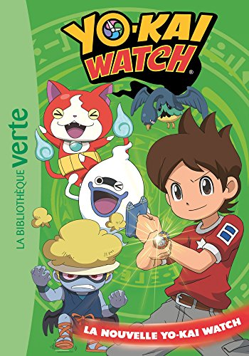 Yo-kai Watch 07 - La nouvelle Yo-kai Watch