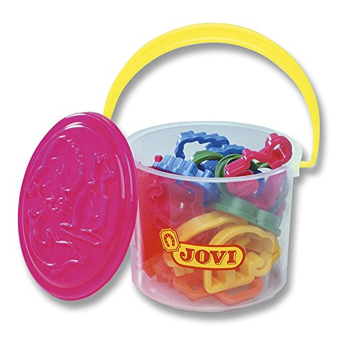 Jovi Cube, 24 Assorted Molds, 6 Models in 4 Different Colors (7 / 24)