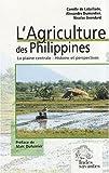 L'agriculture des Philippines : La plaine centrale : histoire et perspectives
