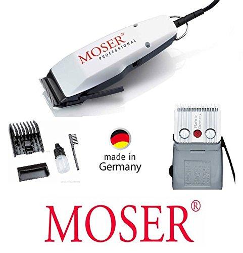 Rotschopf24 Edition: Der MOSER Haarschneideklassiker im neuen modernen Design. Made in Germany! 42736