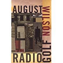 Radio Golf by August Wilson (14-Nov-2008) Paperback
