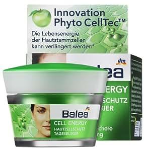 Balea Hautzellschutz Cell Energy Tageselixier LSF 15 für eine jugendlichere Ausstrahlung, 50 ml