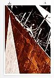 19th Nervous Breakdown - modernes abstraktes Bild Sinus Art - Bilder, Poster und Kunstdrucke