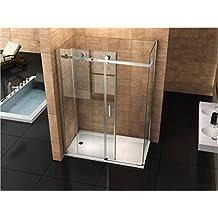 Box doccia senza profili - Box doccia senza telaio ...