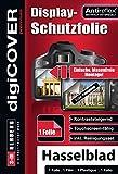 DigiCover N4398 Protecteur d'affichage de caméra pour Hasselblad X1D-50c Transparent