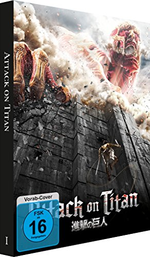 Coverbild: Attack on Titan - Film 1