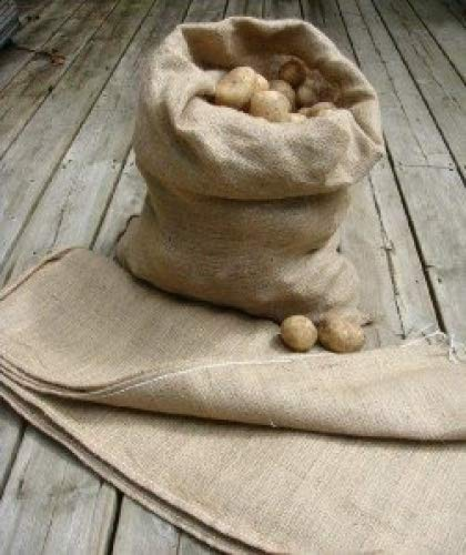 Nutley's, Sacco di iuta per patate e ortaggi, 50 x 80 cm