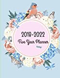 2018 - 2022 Vintage Five Year Planner: 2018-2022 Monthly Schedule Organizer – Agenda Planner for the Next Five Years/60 months calendar – 8.5 x 11 inches (12/2017 and 01/2023 included)