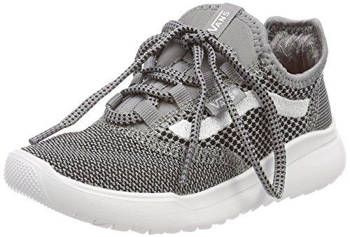 Schuhe Vans Jungs (Vans Unisex-Kinder Cerus Lite Sneaker, Grau (Mesh), 35 EU)