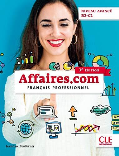 Affaires.com 3 Podrecznik + DVD