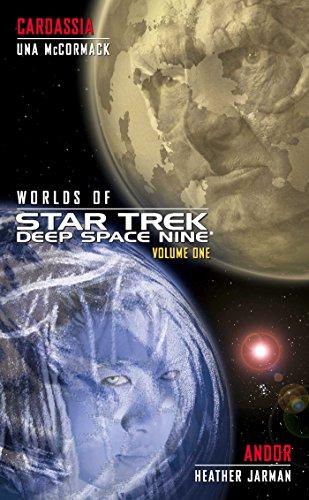 Star Trek: Deep Space Nine: Worlds of Deep Space Nine #1: Cardassia and Andor (English Edition)