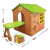 Moch-Toys-5907442110456-Big-House-Jardn-Mesa-Table-parte-dispositivo