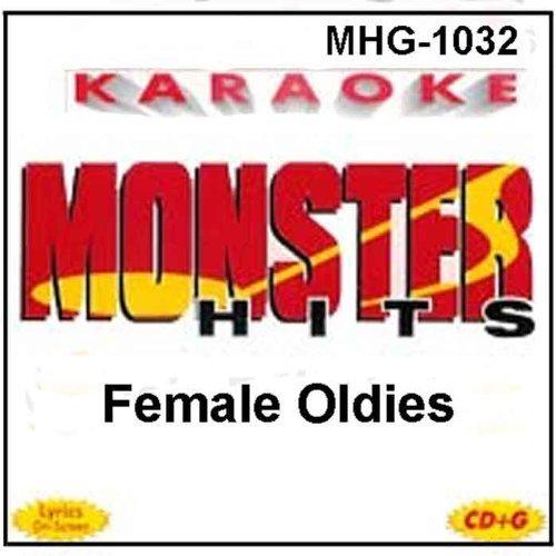 Monster Hits Karaoke #1032 - Female Oldies by Dusty Springfield Barbara-cup